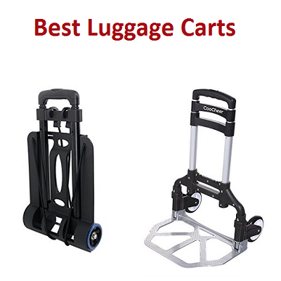 67a56fd8ad2f Top 15 Best Luggage Carts in 2019 | Travel Gear Zone