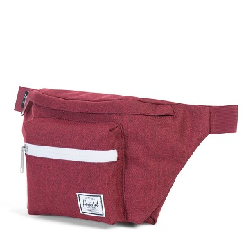 45a573f78 A very versatile waist pack with an adjustable strap that can be tied  across the waist or adjusted to be worn cross body as well according to  user's ...