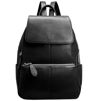 c8a611eac91 Best Leather Backpacks for Women In 2019 | Travel Gear Zone