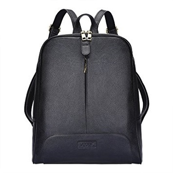 2d31457c0645 The Women s Genuine Leather Backpack Purse is another addition to their  inventory that can easily be every woman s trusted companion ...