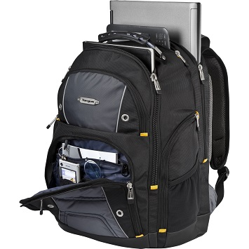 54bf0be15d The Drifter II is an upgraded version of the great Drifter laptop backpack  from Targus. It is a well-designed bag at a reasonable price point