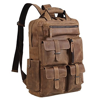 If you re searching for a backpack that does something more than just look  attractive and features more functionality than an average laptop bag d524b6b079d51
