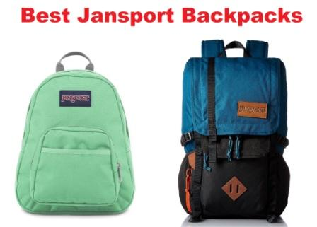 3b83171457fa Top 10 Best Jansport Backpacks in 2019 - Complete Guide