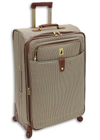 1.London Fog Luggage Chelsea 29 Inch 360 Expandable Upright Suiter