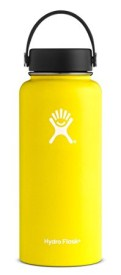 .Hydro Flask Double Wall Vacuum Insulated Stainless Steel Leak Proof Sports Water Bottle