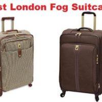 Top 10 Best London Fog Suitcases in 2017 - Reviews & List