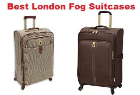 Top 10 Best London Fog Suitcases in 2017 - Reviews & List