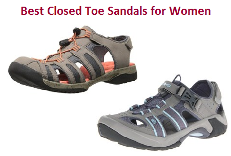1f58c37bc5126 Best Closed Toe Sandals for Women In 2019 - Ultimate Guide