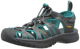 3.KEEN Women's Whisper Sandal