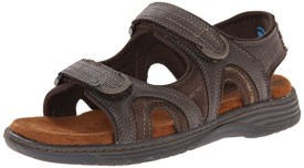 4.Nunn Bush Men's Randall Gladiator Sandal