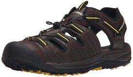 6.New Balance Men's Appalachian Closed-Toe Sandal