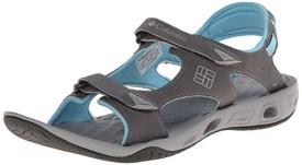 7.Columbia Women's Sunbreeze Sandal