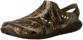 7.Crocs Men's Swiftwater Realtree Max-5 Sandal