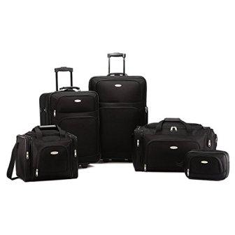 8698e95171d5 Top 15 Best Luggage Sets in 2019 - Complete Guide | Travel Gear Zone