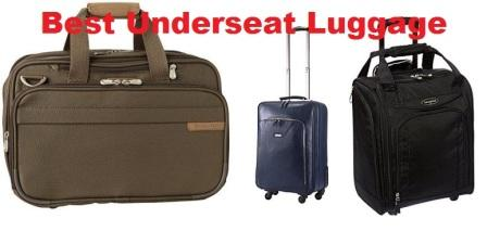 6f8b72c259ce The Best Underseat Luggage in 2019 | Travel Gear Zone