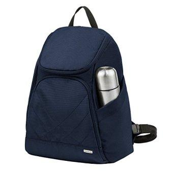 Travelon Anti-Theft Classic Backpack, Midnight, One Size