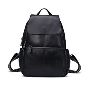 ... Best Leather Backpacks for Women In 2018 c89490c002a55