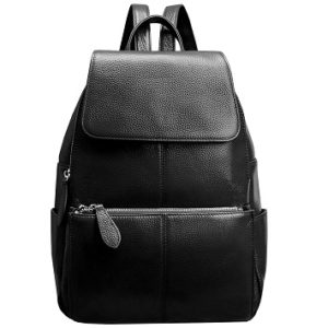 d8001d3065f5 ... Best Leather Backpacks for Women In 2018