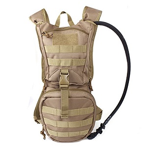 f232d26374b3 Unigear Tactical Hydration Pack Backpacks with 2.5L Bladder