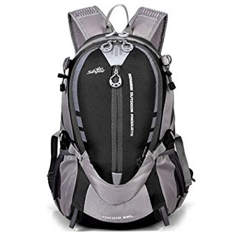 45fd339476 PioneerHiker 25L Lightweight Water-resistant Small Hiking Daypack