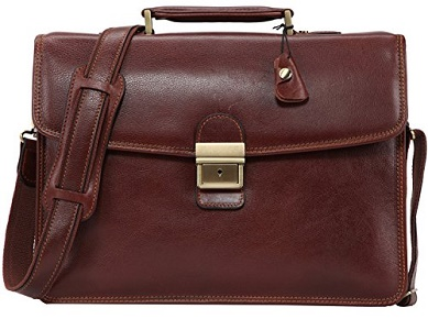0120e401a9ff The Best Leather Briefcases for Men   Travel Gear Zone