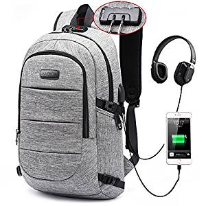 b8bd228974 The design is AMBOR Laptop and Business Anti Theft Waterproof Travel  Backpack