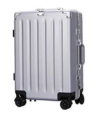 AOKING Aluminum Frame Hardside Carry On Luggage