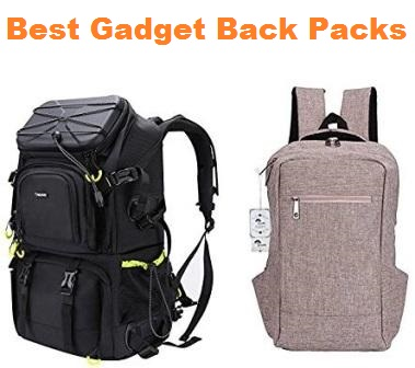 e6d7953e9 Top 15 Best Backpacks for Gadgets in 2019 | Travel Gear Zone