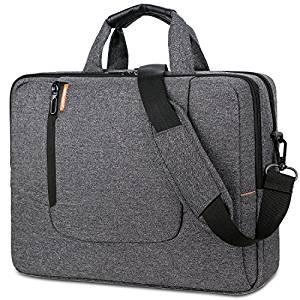 BRINCH 15.6 Inch Laptop Travel Messenger Bag