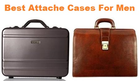 e22dbfacacbf Occasionally metal material such as Best Attache Cases for Men in 2018  aluminum is also used in making this type of bag.
