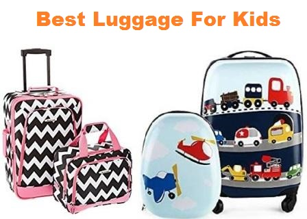 75c2b5e90cf Best Luggage for Kids In 2019 - The Complete Guide   Travel Gear Zone