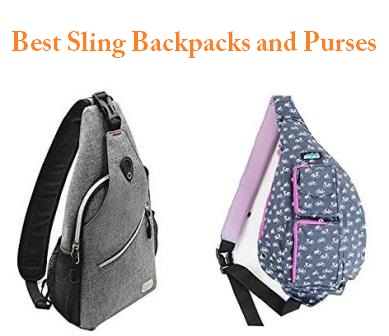 Top 15 Best Sling Backpacks and Purses in 2019  2b3a01bb37c73