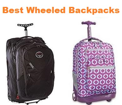 1ec83b5aa Top 10 Best Wheeled BackPacks in 2019 | Travel Gear Zone