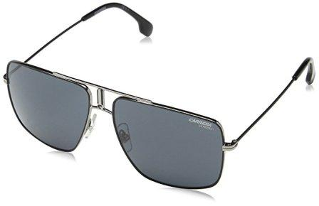 Carrera 1006/s Aviator Sunglasses, Rut Mtblk, 60 mm