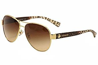 Coach Womens Sunglasses (HC7063) Metal