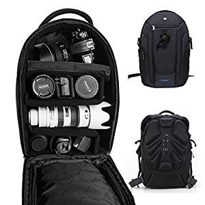 DSLR Camera Backpack Gadget Bag