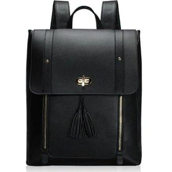 Estarer Upgraded Version Women PU Leather Backpack