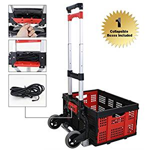 Finether Folding Hand Truck Dolly