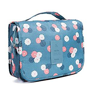 2d3336d8af They HaloVa Toiletry Bag Multifunction Cosmetic Bag Portable Makeup Pouch  ensure the highest ...