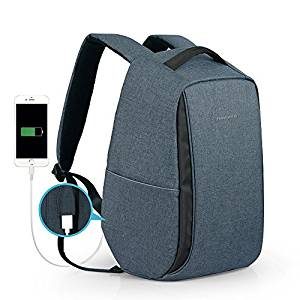 Hanke Travel Backpack, Anti-Theft Business Laptop Backpack