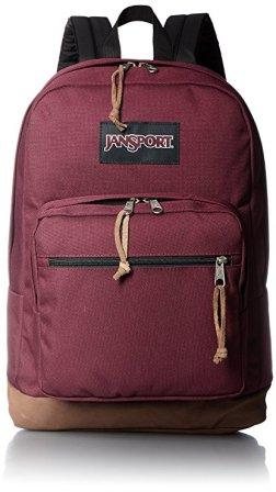 JanSport Right Pack Laptop Backpack – 15″