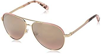 Kate Spade Women's Amarissa Aviator Sunglasses