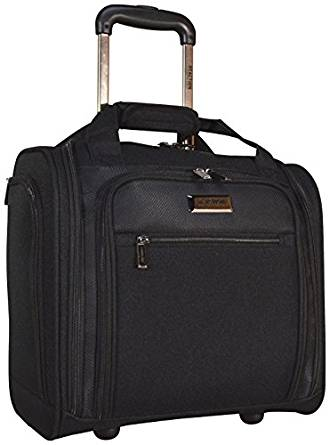 6850ca9eaaef ... Kenneth Cole Reaction Excursion Wheeled Underseat Carry On Bag