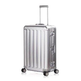 78aca78bd ... Luggage Business Travel All Aluminum Hardside Spinners