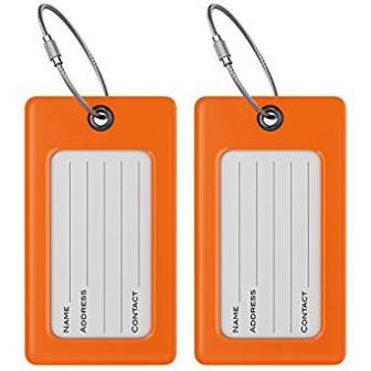 8afdd14abf5c The Best Luggage Tags in 2019 | Travel Gear Zone