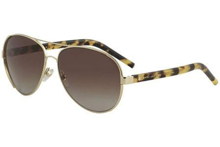 Marc Jacobs Women's Marc66s Aviator Sunglasses