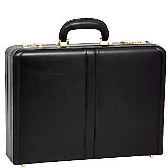 McKlein USA Harper Expandable Attaché Case V series