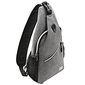 Their Products Are A Mosiso Sling Backpack