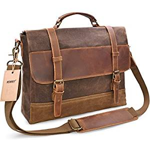 NEWHEY Mens Messenger Bag
