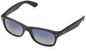 cfa4114435 A reminiscent of olden times Ray-Ban RB2132 New Wayfarer Polarized  Sunglasses